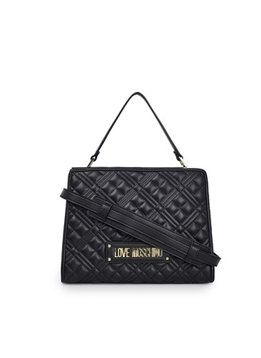 Love Moschino   Ayarlanabilir Askılı Çanta Kadın Çanta Jc4007Pp1Cla0000 Siyah